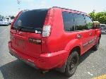 Used 2002 NISSAN X-TRAIL BF64706 for Sale Image 5