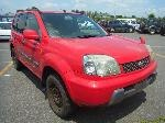 Used 2002 NISSAN X-TRAIL BF64706 for Sale Image 7