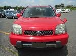 Used 2002 NISSAN X-TRAIL BF64706 for Sale Image 8