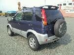 Used 1997 DAIHATSU TERIOS BF64673 for Sale Image 3