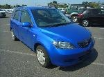 Used 2002 MAZDA DEMIO BF64808 for Sale Image 7