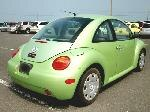 Used 1999 VOLKSWAGEN NEW BEETLE BF65036 for Sale Image 5