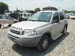Used 2001 LAND ROVER FREELANDER BF65011 for Sale Image 1