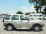Used 2001 LAND ROVER FREELANDER BF65011 for Sale Image 6