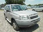 Used 2001 LAND ROVER FREELANDER BF65011 for Sale Image 7