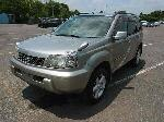 Used 2001 NISSAN X-TRAIL BF64929 for Sale Image 1