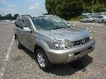 Used 2001 NISSAN X-TRAIL BF64929 for Sale Image 7