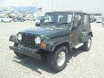 Used 1997 JEEP WRANGLER BF65120 for Sale Image 1