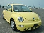 Used 2000 VOLKSWAGEN NEW BEETLE BF65173 for Sale Image 7