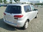 Used 2003 MAZDA DEMIO BF65152 for Sale Image 5