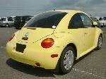 Used 2000 VOLKSWAGEN NEW BEETLE BF65189 for Sale Image 5