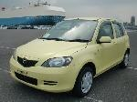 Used 2003 MAZDA DEMIO BF65180 for Sale Image 1