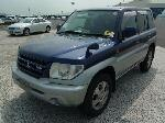 Used 2000 MITSUBISHI PAJERO IO BF65202 for Sale Image 1