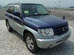 Used 2000 MITSUBISHI PAJERO IO BF65202 for Sale Image 7