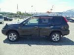 Used 2001 NISSAN X-TRAIL BF65332 for Sale Image 2
