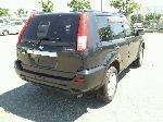 Used 2001 NISSAN X-TRAIL BF65332 for Sale Image 5