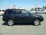 Used 2001 NISSAN X-TRAIL BF65332 for Sale Image 6