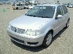 Used 2001 VOLKSWAGEN POLO BF65346 for Sale Image 1