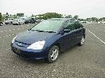 Used 2001 HONDA CIVIC BF65429 for Sale Image 1