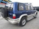 Used 1999 ISUZU BIGHORN BF65365 for Sale Image 5