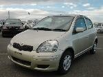 Used 2002 TOYOTA VITZ BF65535 for Sale Image 1