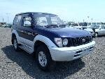 Used 1997 TOYOTA LAND CRUISER PRADO BF65479 for Sale Image 7