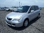 Used 2001 MAZDA PREMACY BF65783 for Sale Image 1