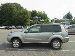 Used 2001 NISSAN X-TRAIL BF65744 for Sale Image 2