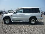 Used 1997 MITSUBISHI PAJERO BF65809 for Sale Image 2
