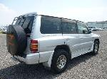 Used 1997 MITSUBISHI PAJERO BF65809 for Sale Image 5