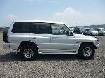 Used 1997 MITSUBISHI PAJERO BF65809 for Sale Image 6