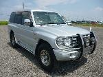 Used 1997 MITSUBISHI PAJERO BF65809 for Sale Image 7