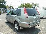 Used 2001 NISSAN X-TRAIL BF65718 for Sale Image 3