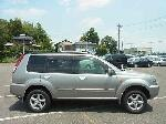 Used 2001 NISSAN X-TRAIL BF65718 for Sale Image 6