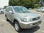 Used 2001 NISSAN X-TRAIL BF65718 for Sale Image 7