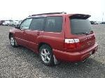 Used 2001 SUBARU FORESTER BF65813 for Sale Image 3