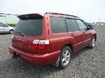 Used 2001 SUBARU FORESTER BF65813 for Sale Image 5