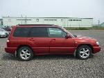 Used 2001 SUBARU FORESTER BF65813 for Sale Image 6