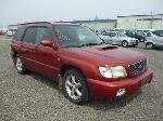 Used 2001 SUBARU FORESTER BF65813 for Sale Image 7
