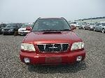 Used 2001 SUBARU FORESTER BF65813 for Sale Image 8