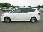 Used 2001 TOYOTA IPSUM BF65727 for Sale Image 2