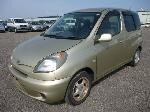 Used 2000 TOYOTA FUN CARGO BF66011 for Sale Image 1
