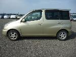 Used 2000 TOYOTA FUN CARGO BF66011 for Sale Image 2