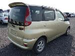 Used 2000 TOYOTA FUN CARGO BF66011 for Sale Image 5