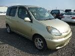 Used 2000 TOYOTA FUN CARGO BF66011 for Sale Image 7