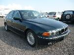 Used 1998 BMW 5 SERIES BF66020 for Sale Image 7