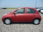 Used 2003 NISSAN MARCH BF66061 for Sale Image 2