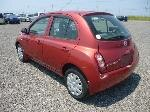 Used 2003 NISSAN MARCH BF66061 for Sale Image 3