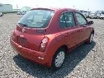 Used 2003 NISSAN MARCH BF66061 for Sale Image 5