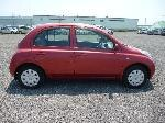 Used 2003 NISSAN MARCH BF66061 for Sale Image 6